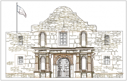 Temple type design