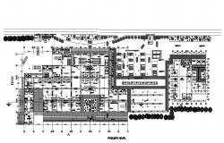 Terminal Building Plan