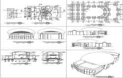 Theater structural dwg.