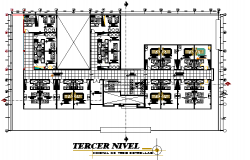 Third floor plan details