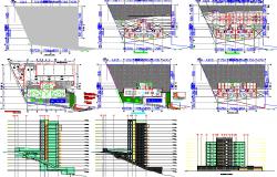 Tower Apartment plan