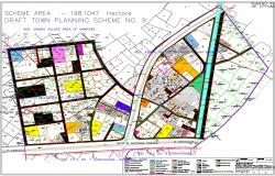 Town Plan for Residence Scheme