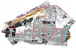 Town planning of urban Village