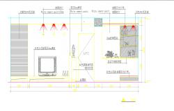 Tv unit elevation design