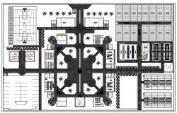 University Architecture Design Plan