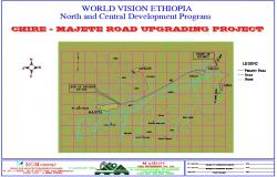 Upgradation project of road