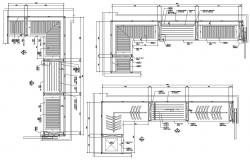 Wardrobe Design CAD Furniture blocks