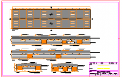 Ware house stock design drawing