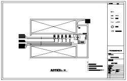 Water Supply detailing room layout design drawing