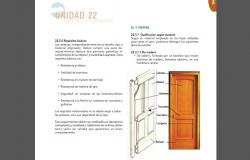 Wooden door elevation and auto-cad details dwg file