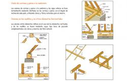 Wooden structure beam and structure cad drawing details dwg file