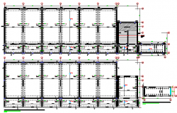Work shall details for class room construction details dwg file