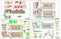Hostel design  for student