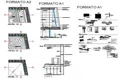 Cafe Structure Design