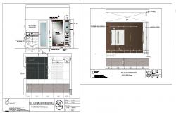 Dressing area Design