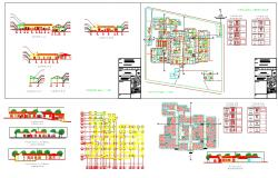 Hospital design File DWG