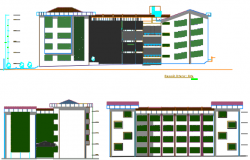 administrative unit dwg file