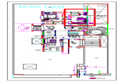 Kitchen Lay-out design