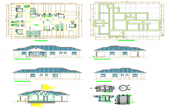 Guest House design plan