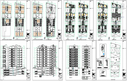 High rise building design