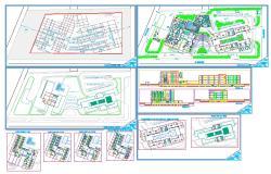 4 Star Hotel design Plan