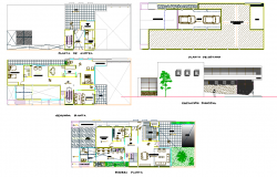 House Detail plan Design