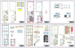 Restaurant Design plan project