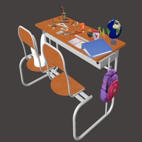 Bank front desk 3d furniture blocks cad drawing details skp file