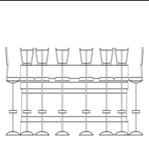 Bar seating furniture