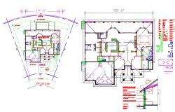 House detail and design