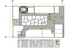 building landscaping detail plan
