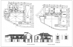 Typical house plan