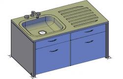 3D Sink design