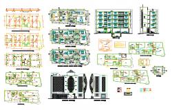 Modern Hotel project