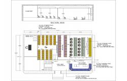 cad drawing Residential Building