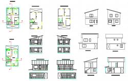 3 BHK  House design