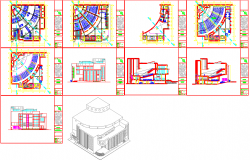 Auditorium Plan