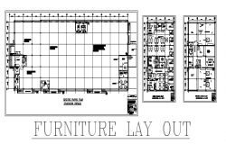 Furniture Lay-out design