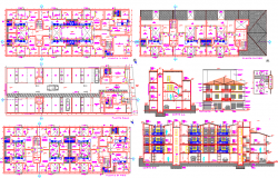 corporate office building project