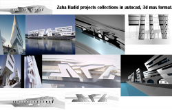 Zaha hadid projects detail collections