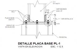 Column Detail File