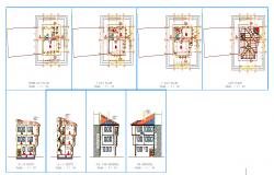 Single house design