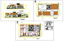 Residential House plan