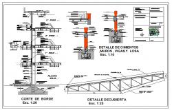 Structure Slab Detail