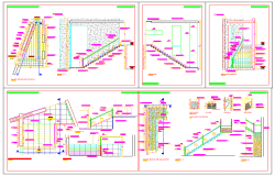 Stair Detail DWG file