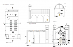 Church detail plan file