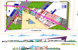 dairy plant dwg file