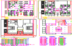 department complex dwg file
