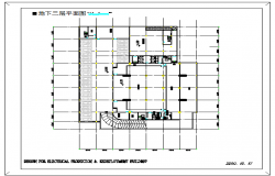 design for electrical production & redeployment building