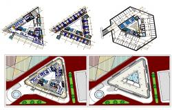 4 Star Hotel Plan Project
